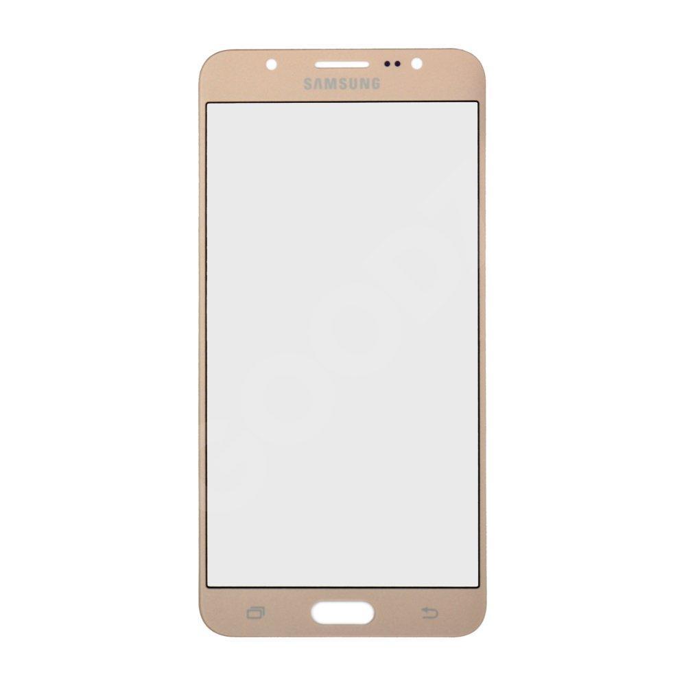 Стекло корпуса для Samsung J710F, J710H, J710M, DS Galaxy J7 (2016), цвет золотой