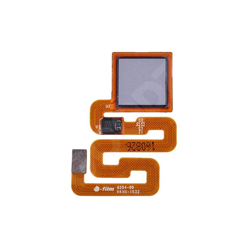 Сканер отпечатка пальца для Xiaomi Redmi 3, 3S со шлейфом, цвет белый