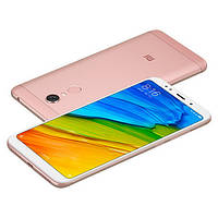 "Смартфон Xiaomi Redmi 5 Plus 4/64Gb Rose Gold EU 5.99"" RAM: 4Gb ROM:64Gb Octa-core Unlocked"