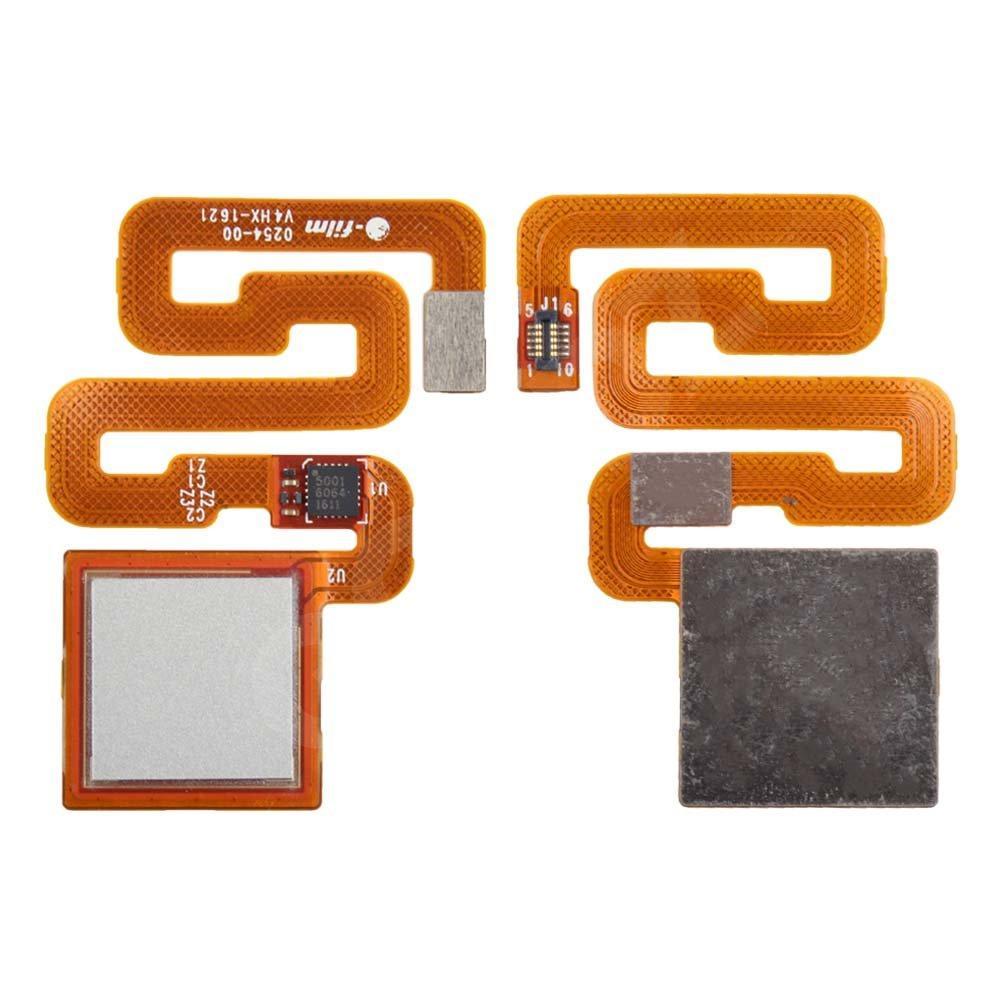 Шлейф для Xiaomi Redmi 4X с внешним задним сенсором, цвет серый