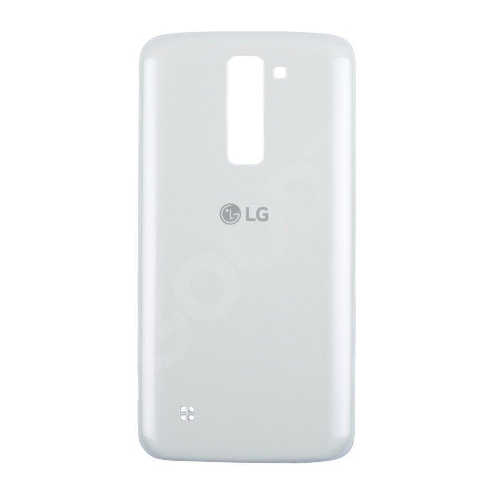 Задняя крышка LG X210 K7/X210DS K7, цвет белый