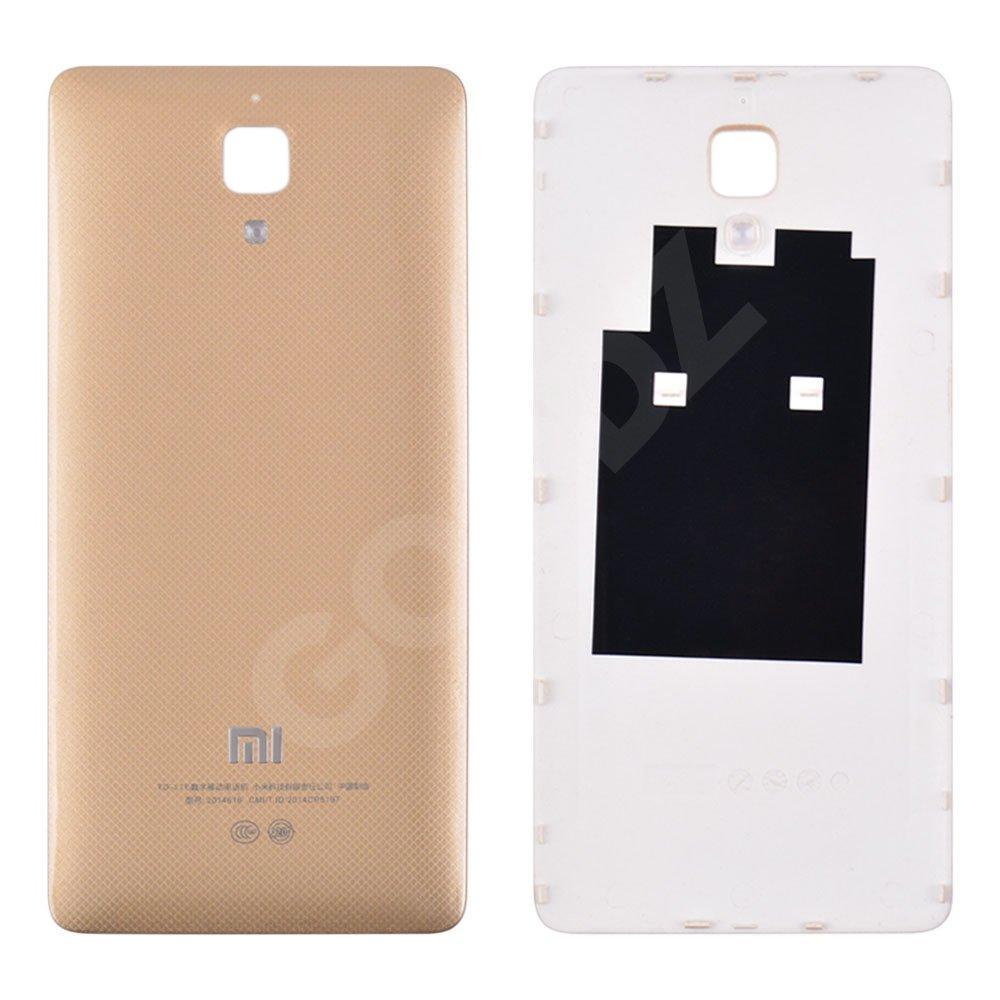 Задняя крышка для Xiaomi Mi4, цвет золотой