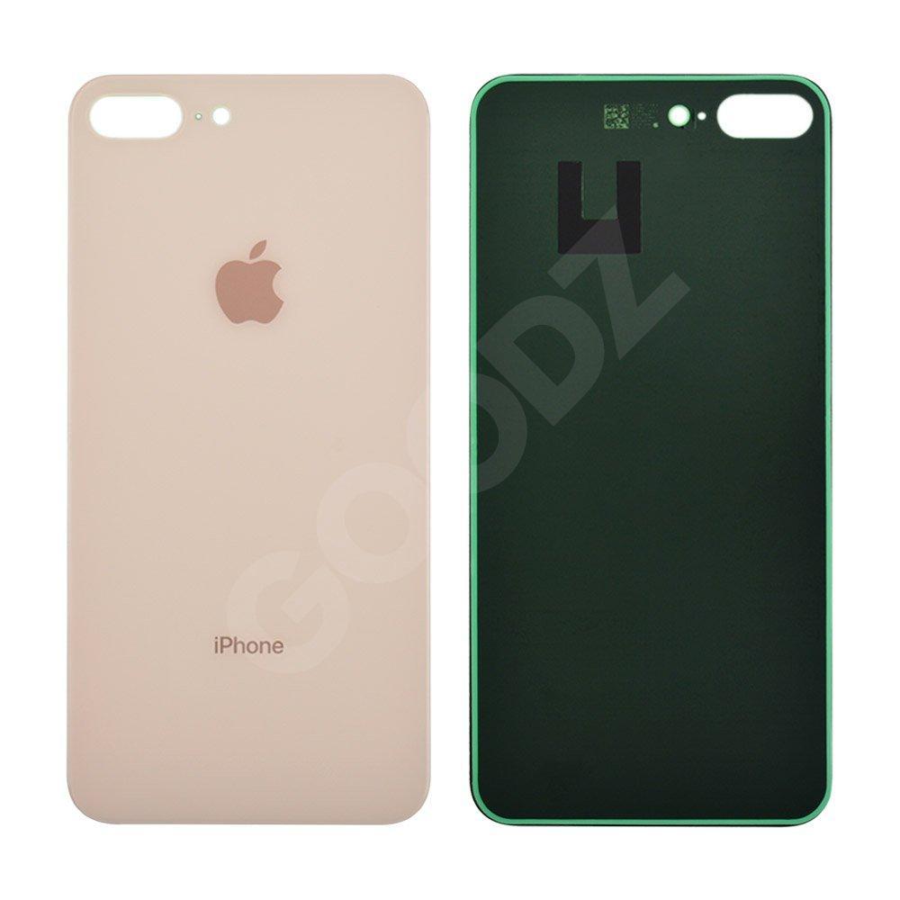 Задняя крышка iPhone 8 Plus, цвет золотой