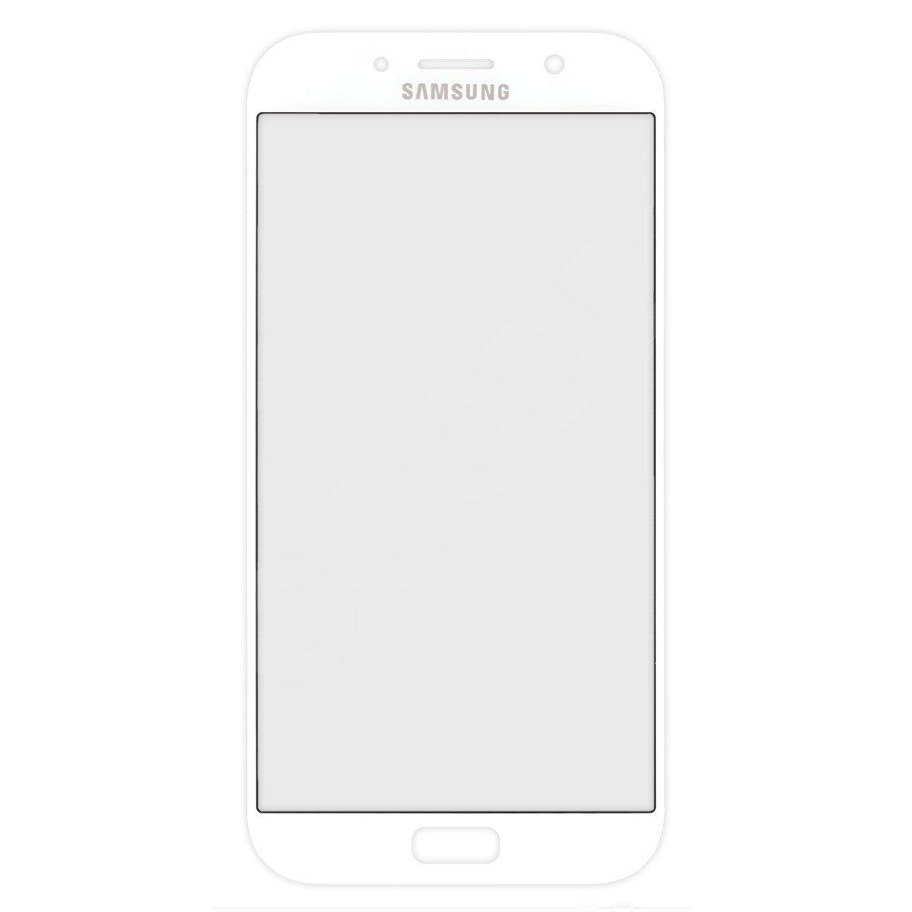 Стекло корпуса для Samsung J500H/J500F/J500M/DS Galaxy J5, цвет белый