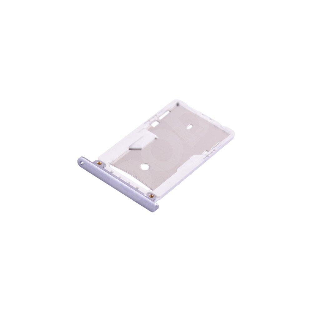 Держатель сим карты Xiaomi Redmi 3, цвет серый