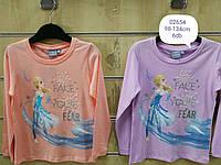 Реглан для девочек оптом, Disney, 98-134 см,  № 02654