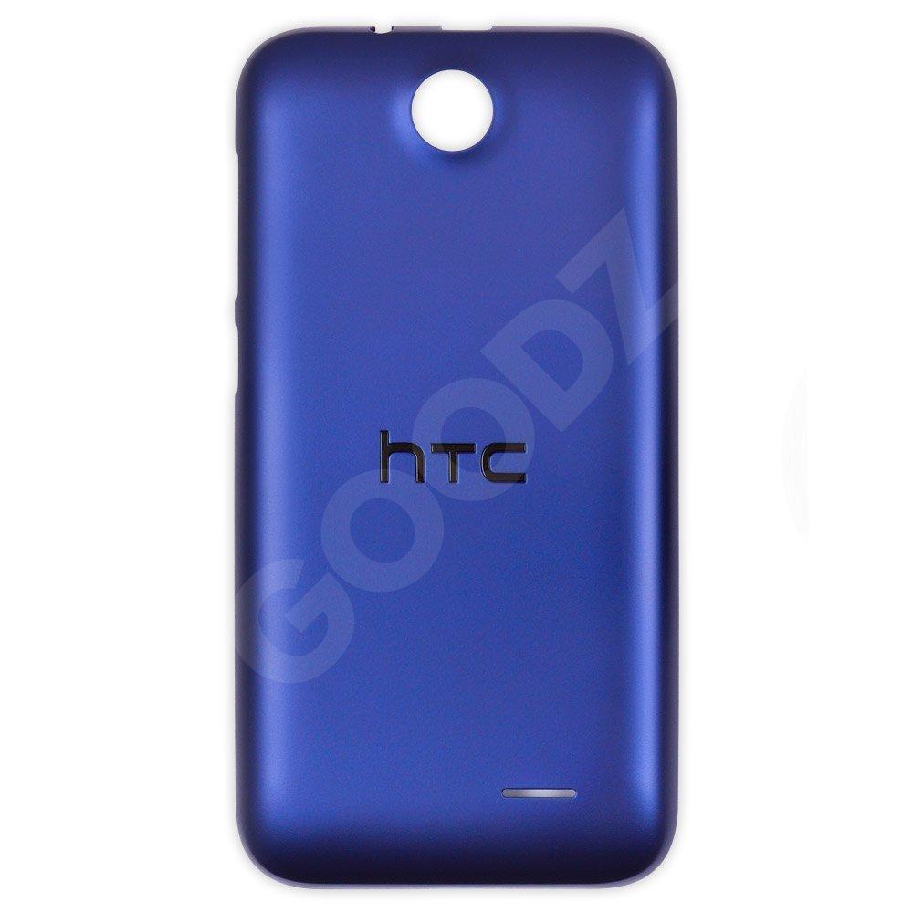 Задняя крышка для HTC Desire 310, цвет синий