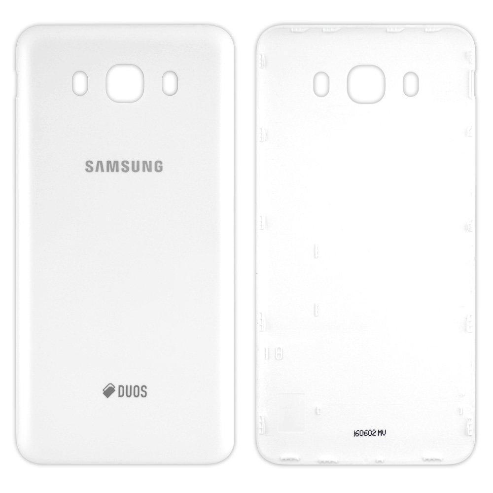 Задняя крышка Samsung  Galaxy J7 J710H (DS)(2016), цвет белый