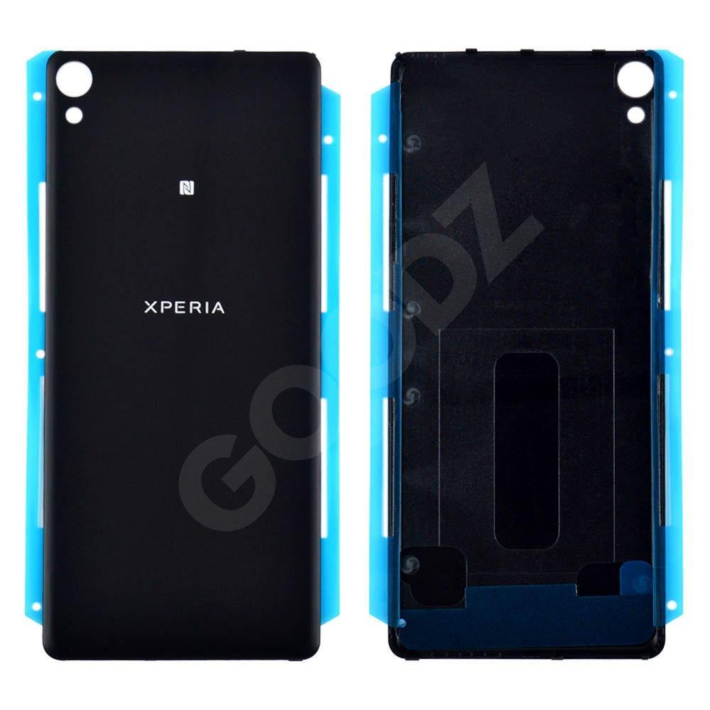 Задняя крышка для Sony F3112, F3111, F3113, F3115, F3116, цвет черный