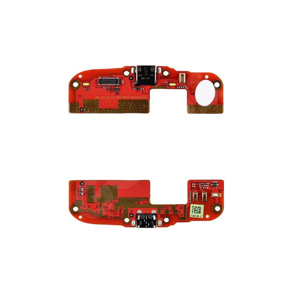 Разъем зарядки с нижней платой для HTC Desire 500, Desire 300
