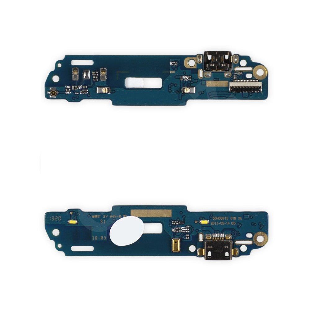 Разъем зарядки с нижней платой для HTC Desire 601