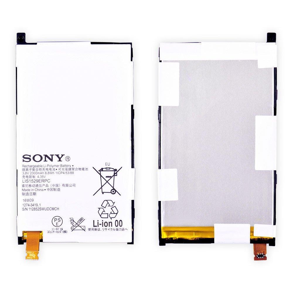 Аккумулятор для Sony Xperia Z1 Compact D5503 (LIS1529ERPC), емкость 2300mAh