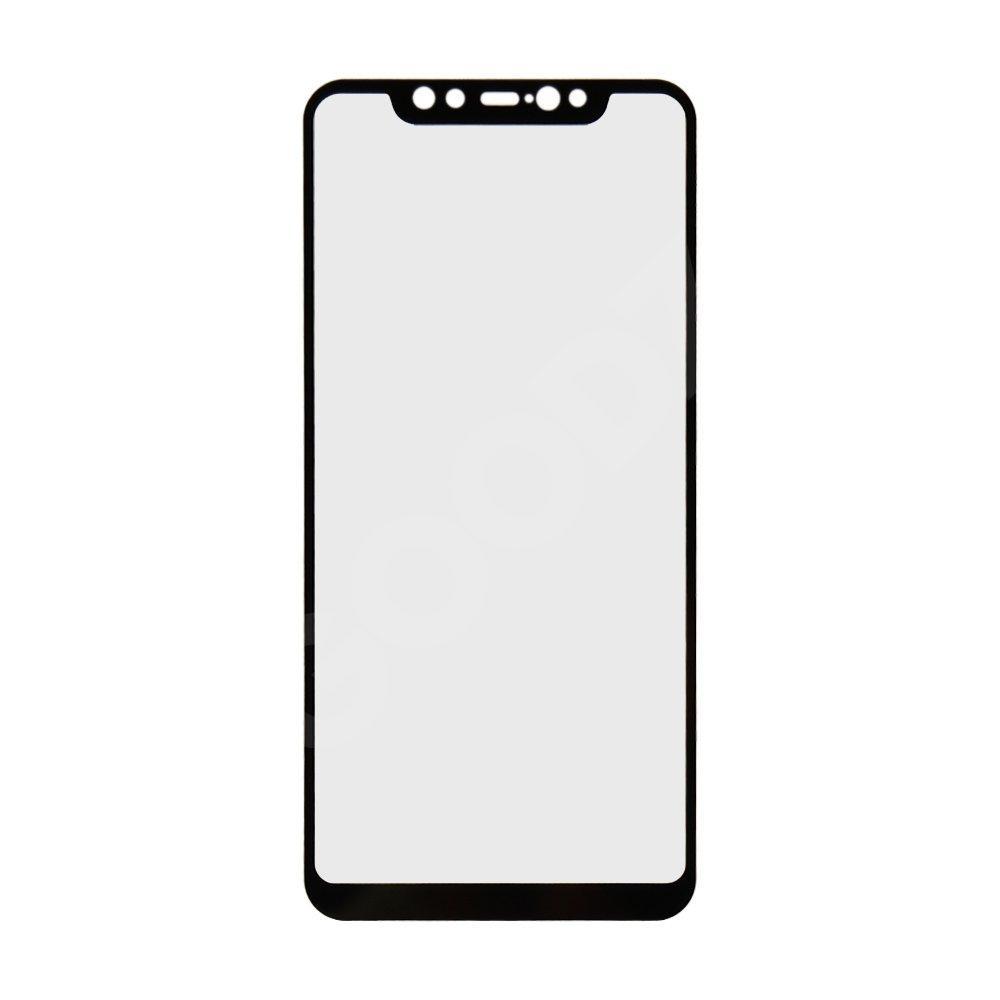 Защитное стекло для Xiaomi Mi8/MI8 Exsplorer Edition, 3D, цвет черный