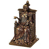Статуэтка Фортуна на троне 27 см 030296 Veronese