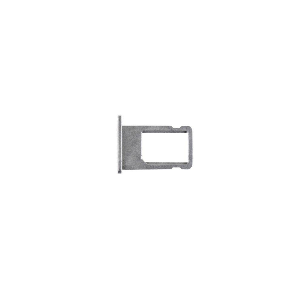 Держатель SIM-карты внешний для iPhone 6 (4.7), цвет серебро