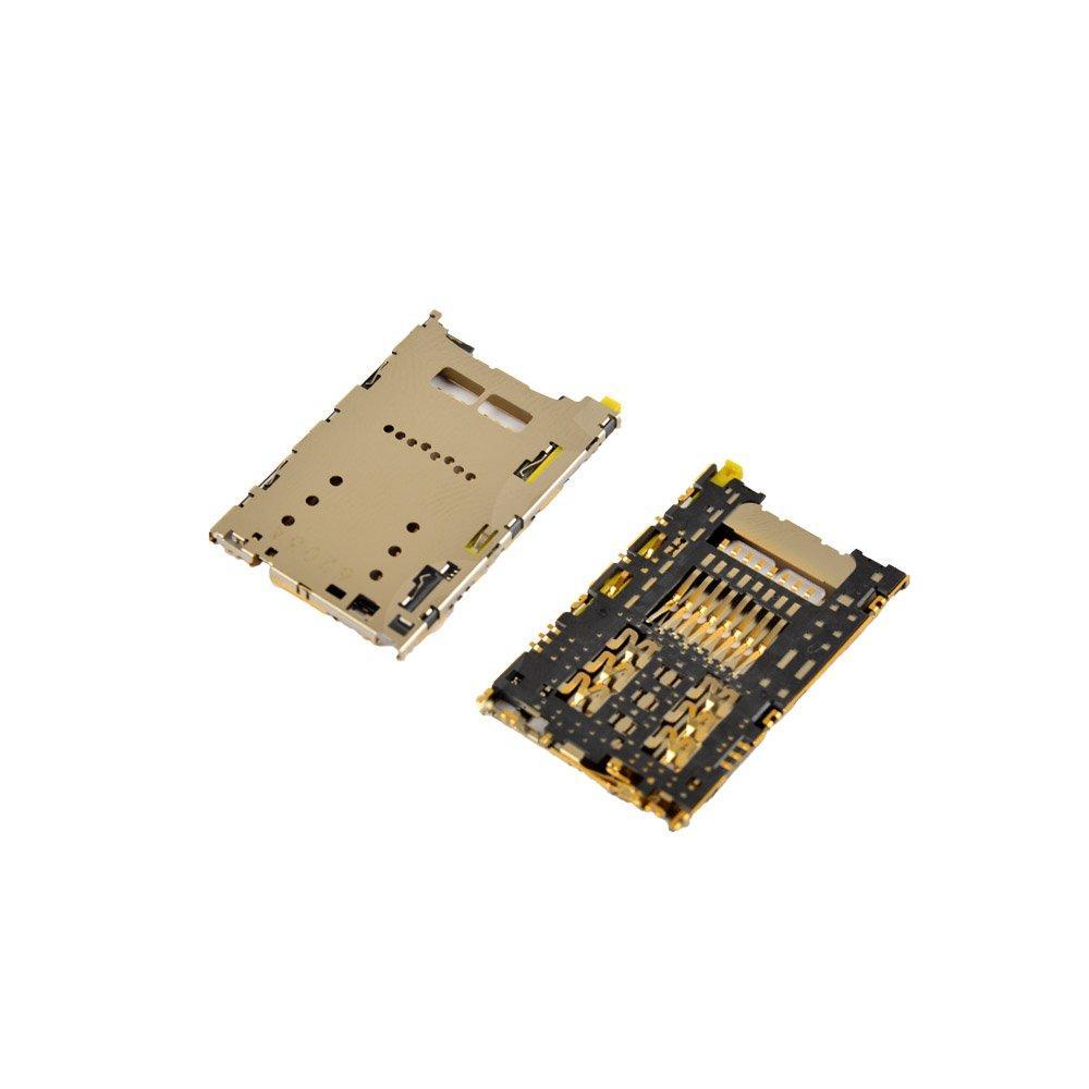 Разъем сим карты Sony E6603, E6653, E6853 Xperia Z5