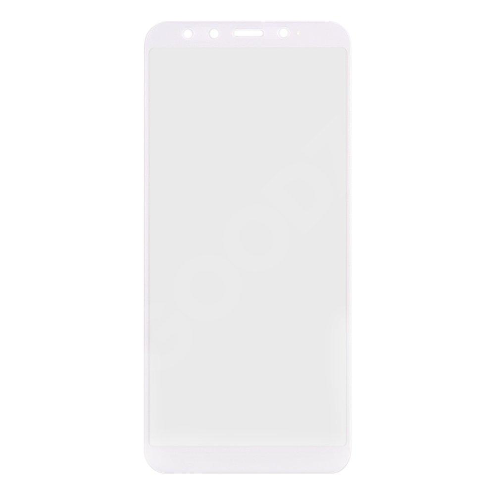 Защитное стекло для Xiaomi Mi A2 3D, цвет белый