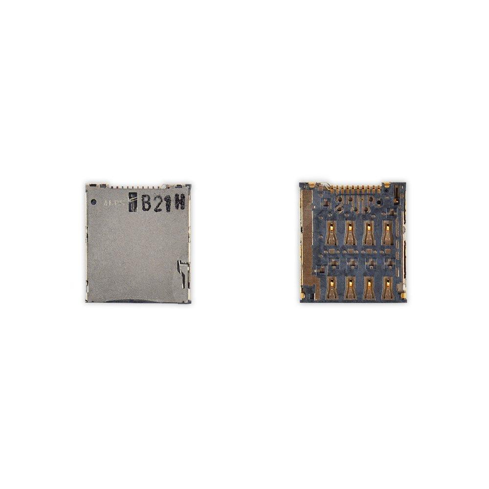 Разъем сим карты Asus ZenFone 4 (A450CG)