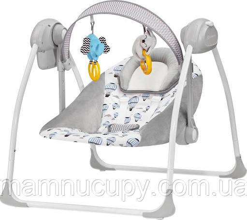 Крісло-гойдалка KinderKraft Flo Mint