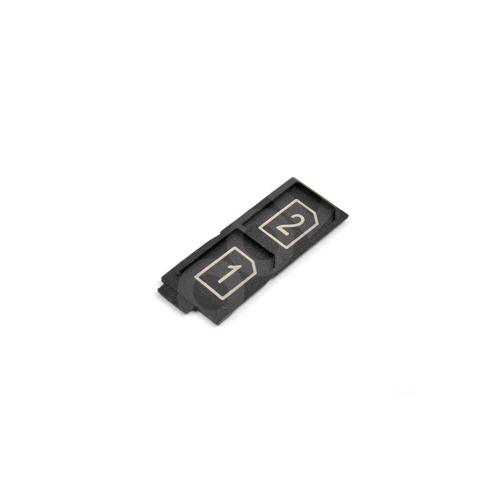 Держатель сим карты для Sony E6683, E6833, E6853, E6883 Xperia Z5 Premium Dual