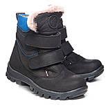 Ботинки Theo Leo RN1054 39 25.5 см Черные, фото 2