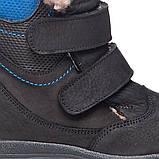 Ботинки Theo Leo RN1054 39 25.5 см Черные, фото 3