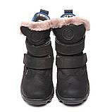 Ботинки Theo Leo RN1054 39 25.5 см Черные, фото 4