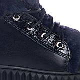 Ботинки Theo Leo RN1075 36 23 см Черно-синие, фото 4