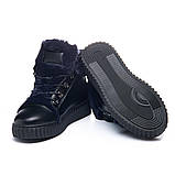 Ботинки Theo Leo RN1075 36 23 см Черно-синие, фото 5