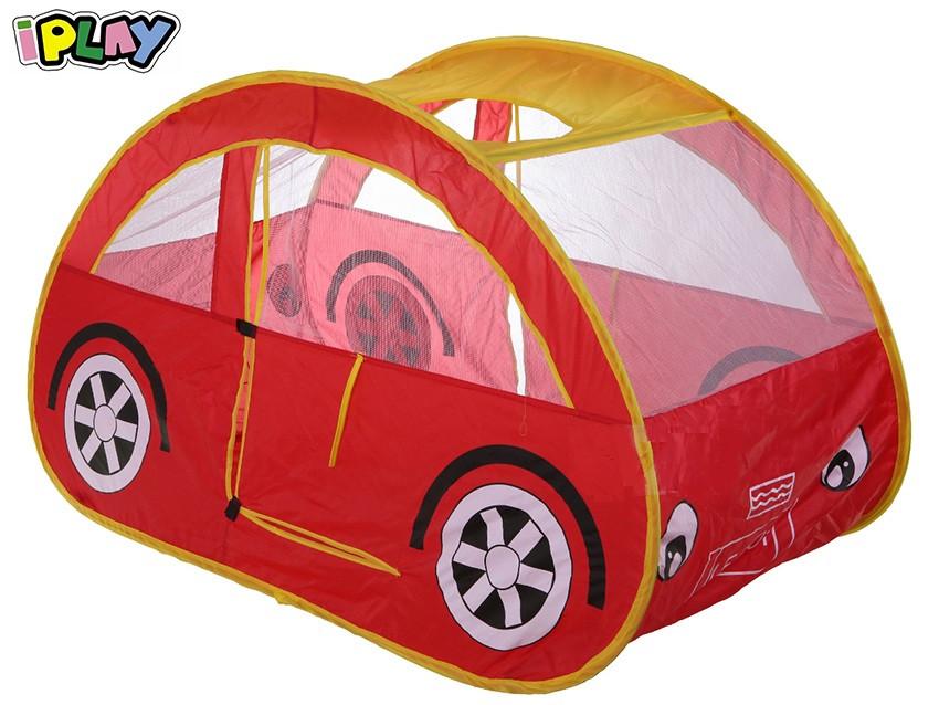 Детская игровая палатка Автомобиль I-Play (домик-палатка)