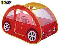 Детская игровая палатка Автомобиль I-Play (домик-палатка), фото 1