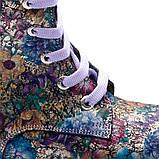 Ботинки Theo Leo RN819 27 17.5 см Черно-синие,сиренево-розовые, фото 3
