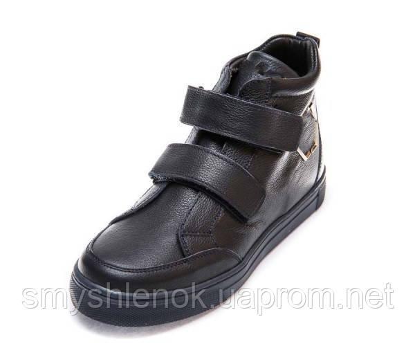 Ботинки д/с Minibel 345PP 2 липучки темно-синие(37-40)