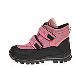Термо ботинки Panda 330(615)розовые корот (31-36), фото 3