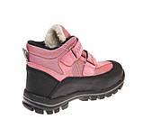 Термо ботинки Panda 330(615)розовые корот (31-36), фото 4