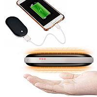 Грелка для рук + PowerBank 5000 mAh 2в1, фото 1