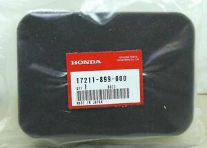 Фильтр воздушный (оригинал) к двигателю Honda GX 120/160/200