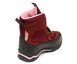 Термо ботинки Panda 329(5)бордо.(26-30), фото 4
