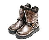 Ботинки зима K.Pafi 8015(93-66)(26-30), фото 3