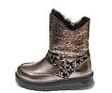 Ботинки зима K.Pafi 8015(93-66)(26-30), фото 5