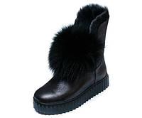 Ботинки зима K.Pafi 2002(82)(37-39)мех, фото 1