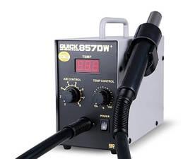 Паяльная станция Quick 857DW+ термовоздушная