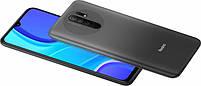 "Xiaomi Redmi 9 4/64Gb Grey 6.53"" 5020мАч, квад камера, NFC, Type-C ЕВРОПА смартфон ксяоми редми 9, фото 2"