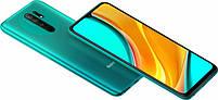 "Xiaomi Redmi 9 3/32Gb Green 6.53"" 5020мАч, квад камера, NFC, Type-C ЕВРОПА смартфон ксяоми редми 9, фото 2"