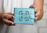 Кошелек ручной работы,женский уникальный кошелек из натуральной качественной кожи, фото 1
