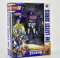 Робот трансформер Оптимус Прайм Tycoon Optimus Prime (свет, звук)