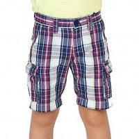 Детские шорты для мальчика BRUMS Италия 141BFBL011 Белый