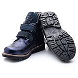 Ботинки Theo Leo RN823 26 17 см Синие, фото 5