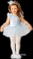Детский карнавальный костюм Снежинки Код 9104