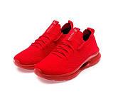 Кроссовки RDZGH 881513(40-44) красные, фото 4
